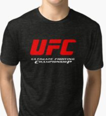 UFC Ultimate Fighting Championship Tri-blend T-Shirt