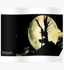 Ryuk In the Night Poster