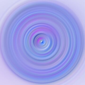 Radial bluey by Kerria