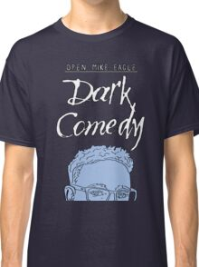Open Mike Eagle Dark Comedy Minimal Vector Classic T-Shirt
