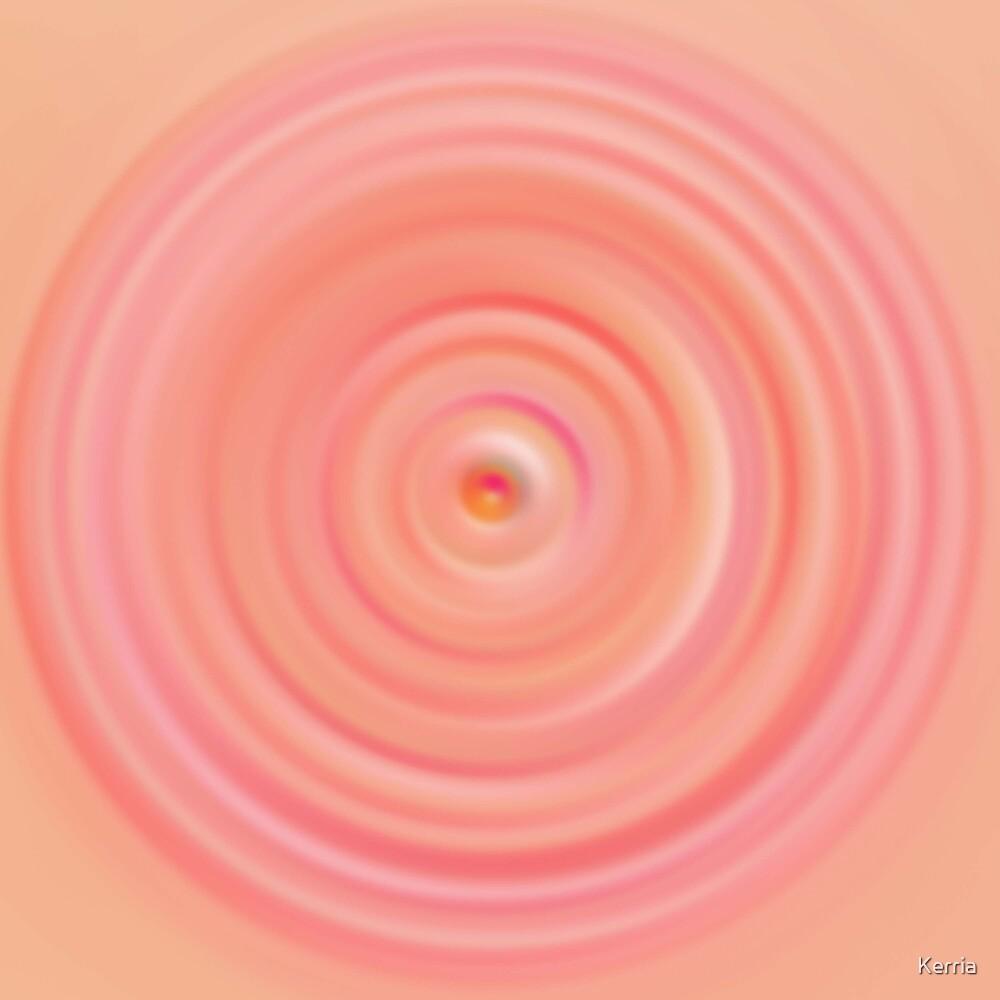 Radial dusk by Kerria