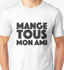 Only Fools and Horses - Mange tous mon ami Unisex T-Shirt
