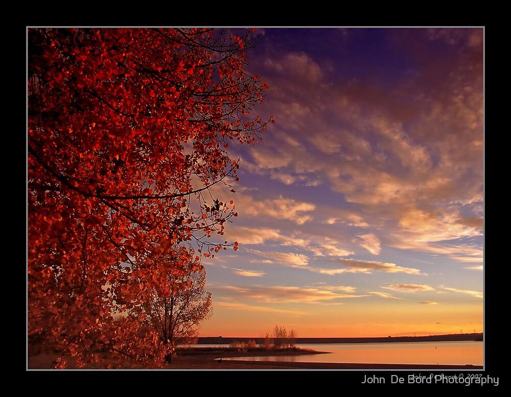 An Autumn To Remember by John  De Bord Photography
