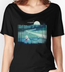 A Mermaid's Dream Women's Relaxed Fit T-Shirt