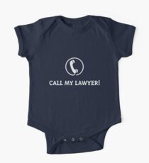 Call My Lawyer! (White) Kids Clothes