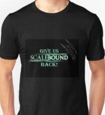 Give us Scalebound Back! Unisex T-Shirt
