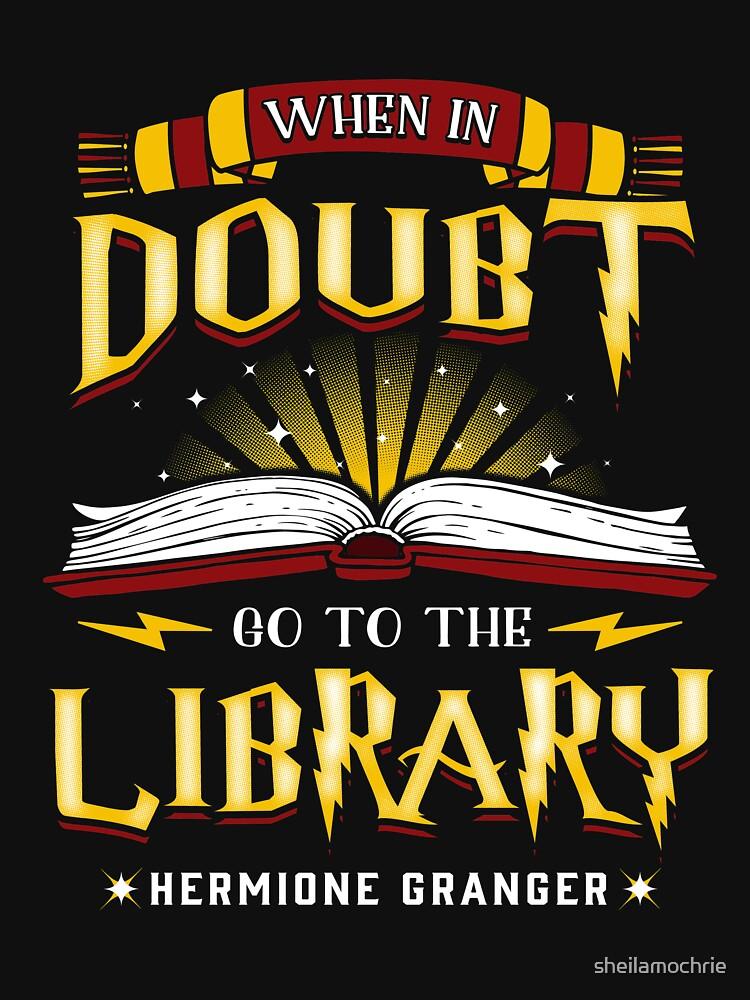 En caso de duda, ve a la Biblioteca. La magia está ahí. de BossyBrit