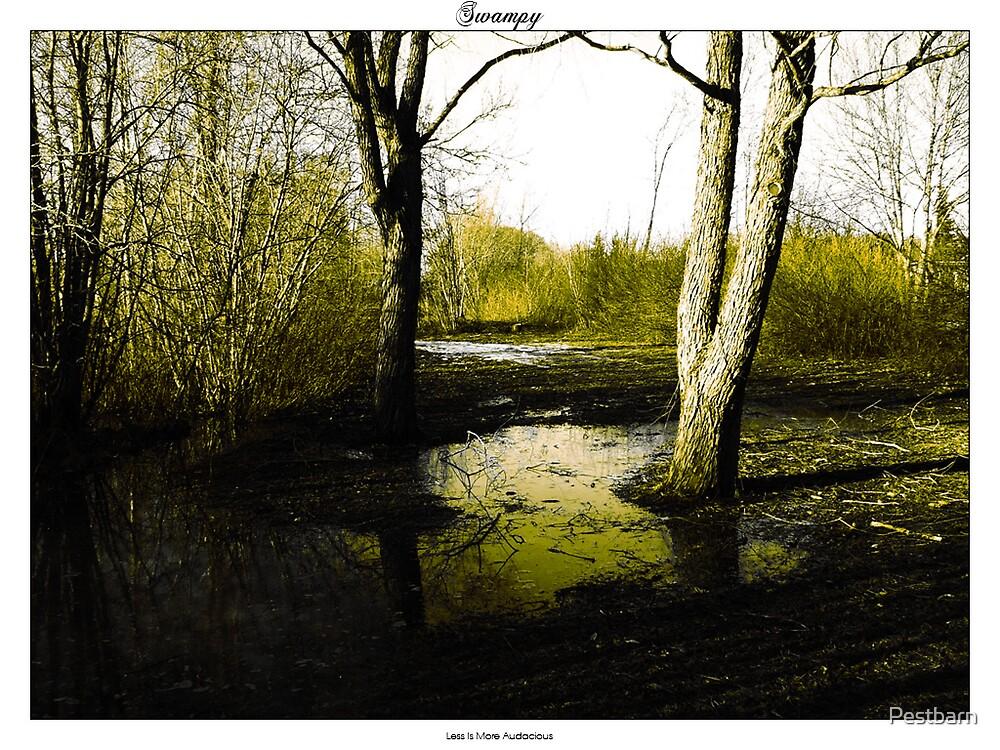 Swampy by Pestbarn