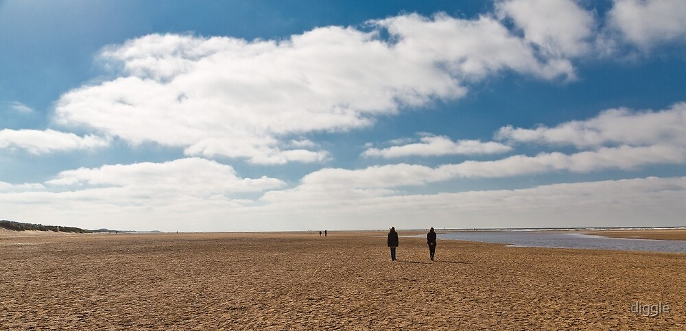 Kingdom Beach by diggle