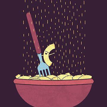 Singing In The Rain by theodorezirinis