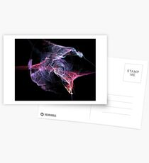 Neon Lights Postcards