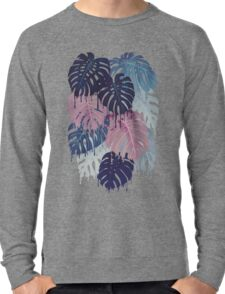 Monstera Melt Lightweight Sweatshirt