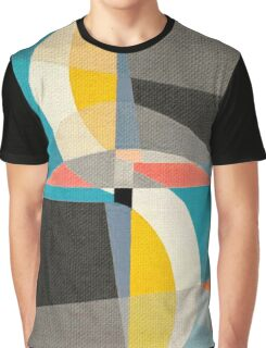 Sailing on the Canal Graphic T-Shirt
