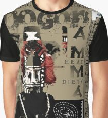 DOGON SHAMAN Graphic T-Shirt