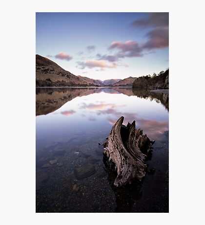 Mossdale Bay Sunset Photographic Print