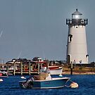 Edgartown Lighthouse by AnnDixon