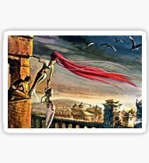 Heavenly Sword Sticker