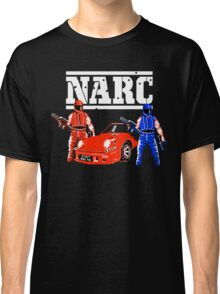 NARC - CLASSIC NES GAME Classic T-Shirt