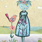 Hoppy  Dayz  by Rubyblossom