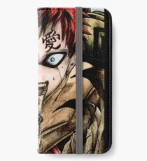 GAARA iPhone Wallet/Case/Skin