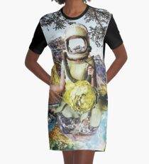 For the new beginnings Graphic T-Shirt Dress