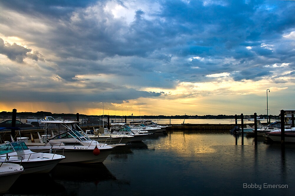 Inlet Boats by Bobby Emerson