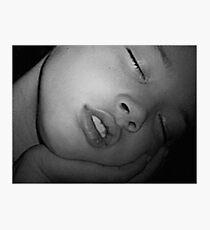 Sleep Photographic Print