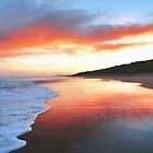 A beautiful sunrise by peaky40