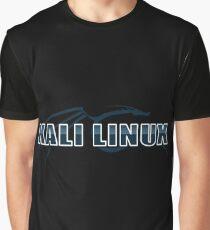 Kali Linux Logo Graphic T-Shirt