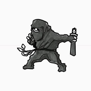 ninjashirt! by damblock