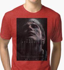 Death Stranding - Mads Mikkelsen Tri-blend T-Shirt