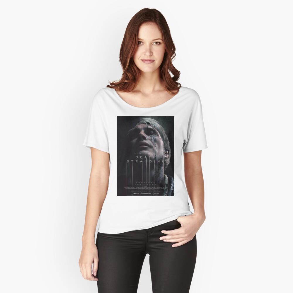 Muerte varada - Mads Mikkelsen Camiseta ancha