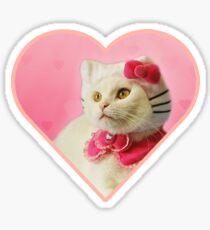 Kitty Stickers: Hello Kitty Sticker