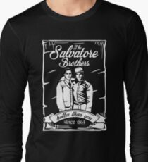 The Salvatore Brothers. Hotter Than You Since 1864. T-Shirt