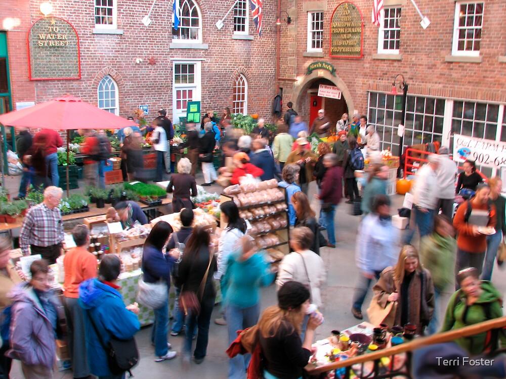 Farmer's Market by Terri Foster