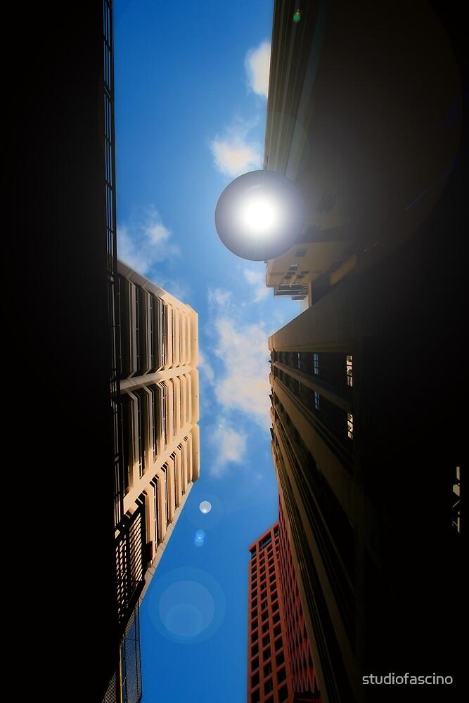 shining down on me by studiofascino