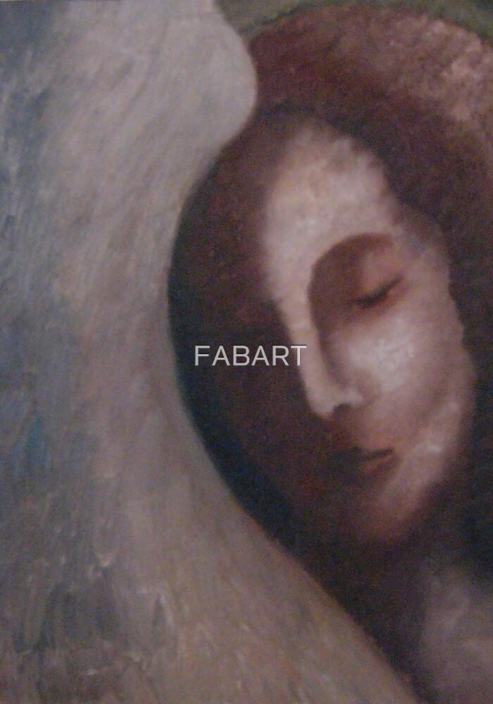 Angel #1 by FABART