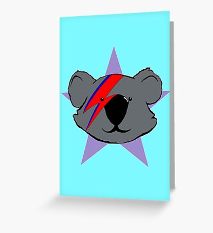 Bowala Greeting Card