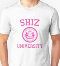 "Shiz University - Wicked ""Popular"" Version Unisex T-Shirt"