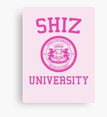 "Shiz University - Wicked ""Popular"" Version Canvas Print"