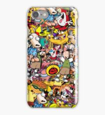 The 90's. iPhone Case/Skin