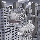Sector K by Jeremy Baum
