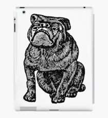 Woof!! iPad Case/Skin