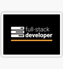 Full Stack Developer Sticker