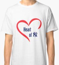 Heart of NY Classic T-Shirt