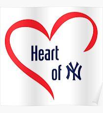 Heart of NY Poster