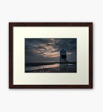 Burnham Lighthouse1 Framed Print