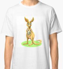 Cute kangaroos Classic T-Shirt