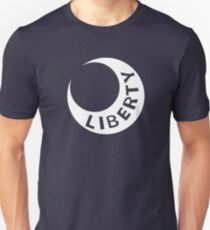 Fort Moultrie Liberty Flag Unisex T-Shirt