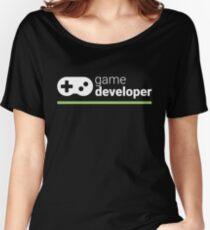 Game Developer Women's Relaxed Fit T-Shirt